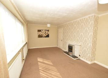 Thumbnail 3 bed flat for sale in Springmead Drive, Garforth, Leeds