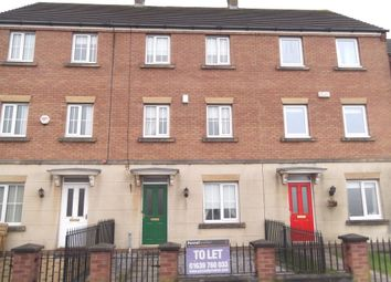 Thumbnail 4 bed town house to rent in Mariners Quay, Port Talbot