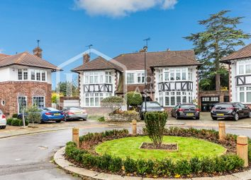 Thumbnail 3 bed semi-detached house to rent in Yew Tree Close, Winchmore Hill, London