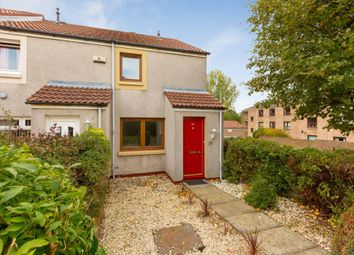 Thumbnail 2 bed end terrace house for sale in 70 Bughtlin Park, Edinburgh