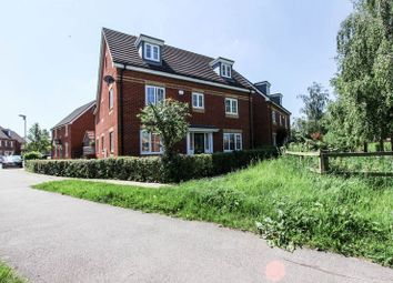 Thumbnail 5 bed detached house for sale in Teal Avenue, Soham, Ely