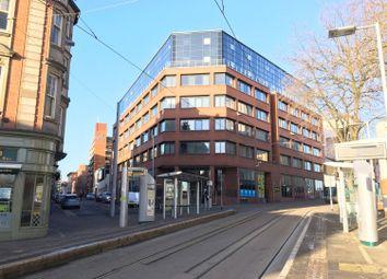 Thumbnail  Studio to rent in Wow! Hydrogen, 1 Goldsmith St, Nottingham