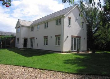 Thumbnail 4 bed detached house to rent in Old Linslade Road, Heath And Reach, Leighton Buzzard
