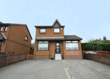Thumbnail 4 bed detached house for sale in Colston Place, Airdrie, North Lanarkshire