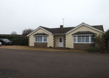 Thumbnail 4 bed bungalow for sale in Folly Lane, Caddington, Luton
