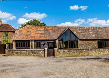 Thumbnail 3 bed barn conversion for sale in Sack Lane, Lidsey, West Sussex