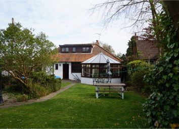 Thumbnail 4 bedroom detached bungalow for sale in Maiden Street, Weston