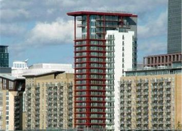 Thumbnail 2 bed flat to rent in Seacon Tower, London