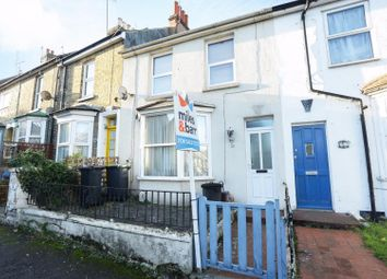 Thumbnail 2 bed terraced house for sale in Winstanley Crescent, Ramsgate