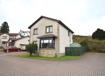 Thumbnail 4 bedroom detached house for sale in Dhailling Court, Dunoon
