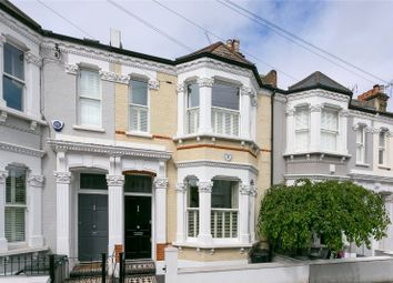 Thumbnail 5 bed terraced house for sale in Sugden Road, London