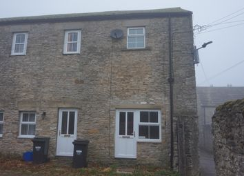 Thumbnail 2 bed end terrace house to rent in Middleham, Leyburn