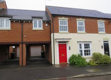 Thumbnail 3 bed semi-detached house for sale in Tivey Way, Melbourne, Derby