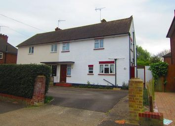 Thumbnail 3 bed semi-detached house for sale in Cherry Avenue, Brentwood