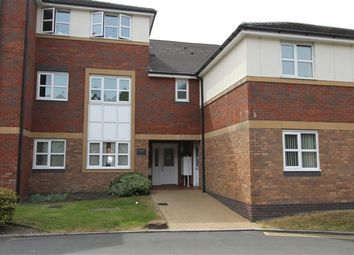 Thumbnail 2 bed flat for sale in Kingfisher Court, Preston