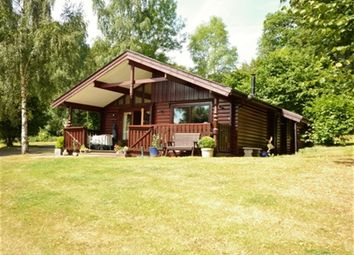 Thumbnail 2 bed lodge to rent in The Grove, Harleyford Estate, Marlow, Buckinghamshire