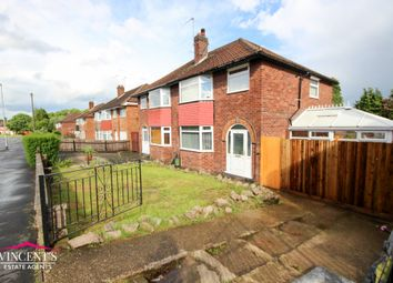Thumbnail 3 bed semi-detached house for sale in The Chase, Braunstone Town, Leicester
