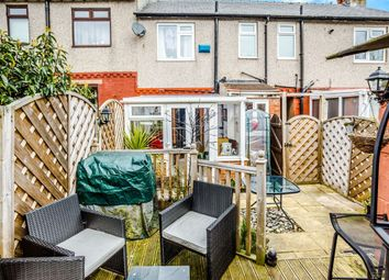 Thumbnail 2 bed terraced house for sale in Side Lane, Longwood, Huddersfield