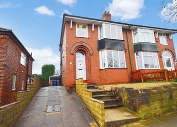 Thumbnail 3 bedroom semi-detached house for sale in St. Margarets Drive, Sneyd Green, Stoke-On-Trent