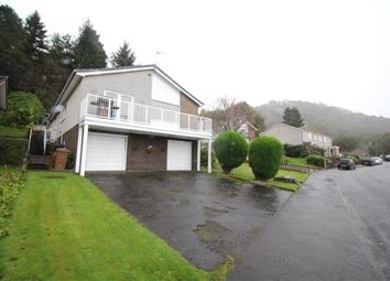 Thumbnail 4 bedroom detached house to rent in Milton Court, Milton, Dumbarton, West Dunbartonshire