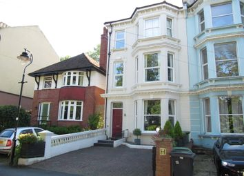 Thumbnail 5 bed semi-detached house to rent in Lower Park Road, Hastings