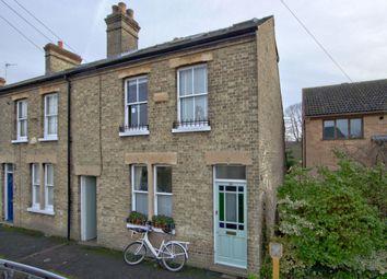 Thumbnail 4 bed semi-detached house for sale in Alpha Terrace, Trumpington, Cambridge