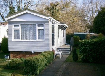 Thumbnail 1 bed mobile/park home for sale in Brookway, Saint Ives, Cambridgeshire