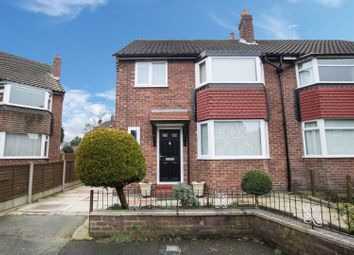 Thumbnail 3 bed semi-detached house for sale in Emerson Avenue, Eccles