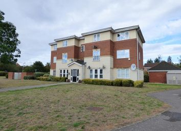 Thumbnail 2 bed flat for sale in Gillespie Close, Bedford
