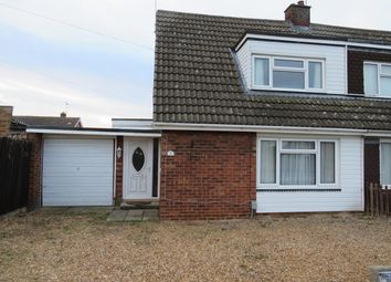 Thumbnail Property to rent in Coppingford Close, Stanground, Peterborough