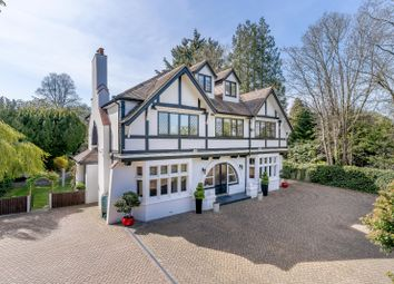 Thumbnail 6 bed detached house for sale in Grays Park Road, Stoke Poges, Slough