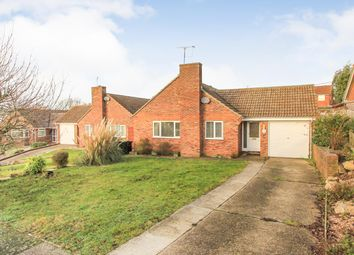 Thumbnail 3 bed detached bungalow for sale in Laxton Way, Chestfield, Whitstable