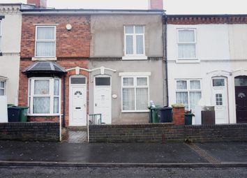 Thumbnail 2 bedroom terraced house to rent in Florence Road, West Bromwich