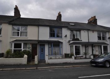 Thumbnail 2 bedroom terraced house to rent in Priory Lawn Terrace, Plymouth