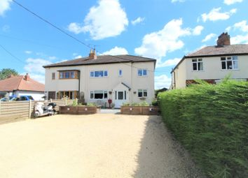 Thumbnail 4 bed semi-detached house for sale in Melton Road, Waltham On The Wolds