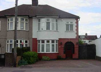 Thumbnail 3 bed end terrace house to rent in Dagenham Rd, Rush Green
