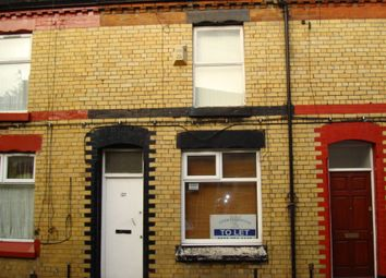 Thumbnail 2 bed terraced house to rent in Ritson Street, Liverpool