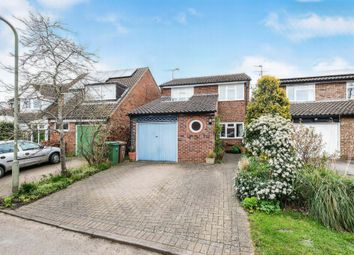 Thumbnail 3 bed detached house for sale in Overton Drive, Thame