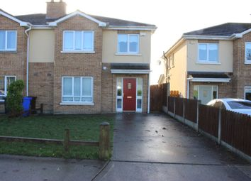 Thumbnail 4 bed semi-detached house for sale in 31 Tobair Ban, Kells, Co. Meath