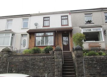 Thumbnail 3 bed terraced house for sale in Fernhill Terrace, Treharris