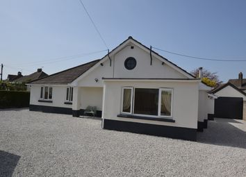 Thumbnail 3 bed detached bungalow for sale in Greenfields, St Johns Lane, Barnstaple