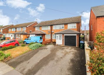 Thumbnail 3 bed semi-detached house for sale in The Wardens Avenue, Coventry