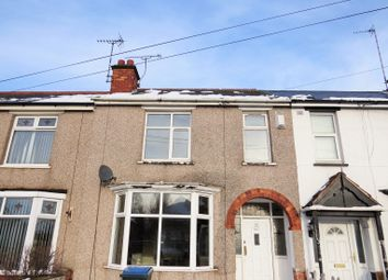 Thumbnail 3 bed terraced house to rent in Henley Road, Henley Green, Coventry