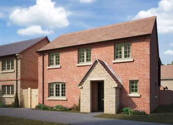 Thumbnail 4 bedroom detached house for sale in The Coleridge, Bell Meadow, Sand Pit Road, Calne
