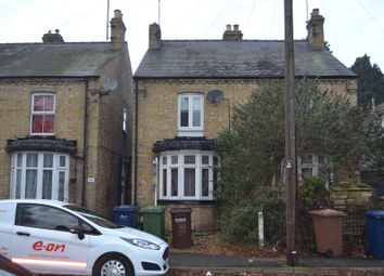 Thumbnail 3 bedroom semi-detached house for sale in Trafford Road, Wisbech