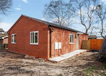 Thumbnail 3 bedroom detached bungalow for sale in Wood Street, Longton, Stoke-On-Trent