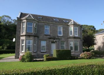 Thumbnail 3 bed flat for sale in West Bay Road, Millport, Isle Of Cumbrae