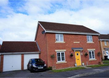 Thumbnail 4 bed detached house for sale in Churchill Drive, Catterick Garrison