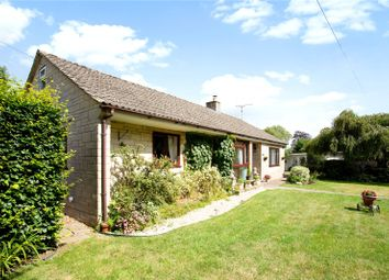 Thumbnail 4 bed detached bungalow for sale in Lower Seagry, Chippenham, Wiltshire