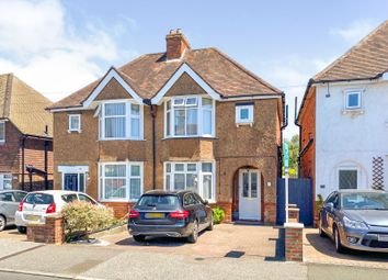3 bed semi-detached house for sale in Brodrick Road, Eastbourne BN22